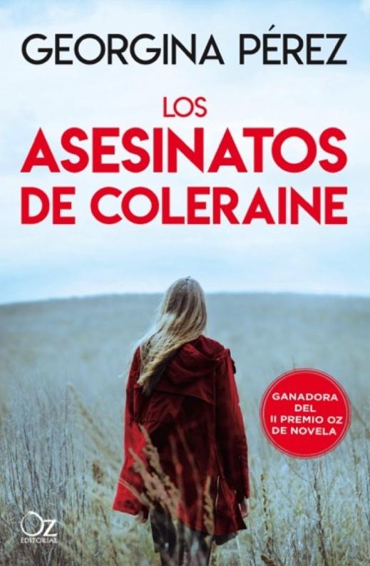 Resultado de imagen de Los asesinatos de Coleraine, Georgina Pérez